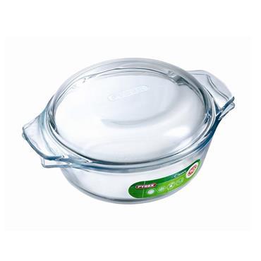 Pyrex Cassrole Dish & Lid Round 1.4 Litre | PX0105