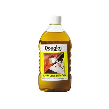 Douglas 500ml Raw Linseed Oil | DRA0050