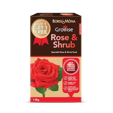 BORD NA MONA 1.5KG ROSE AND SHRUB