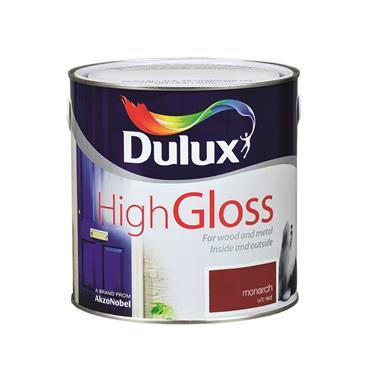 Dulux 2.5 Litre High Gloss - Monarch | 5083979
