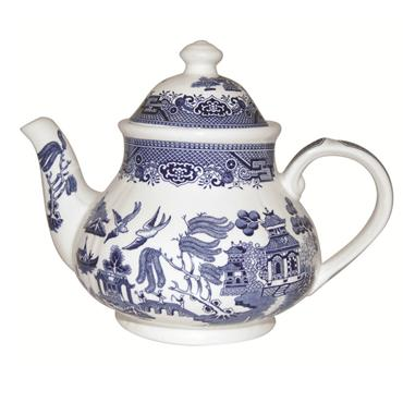 WILLOW TEAPOT 1200ML - CHURCHILL