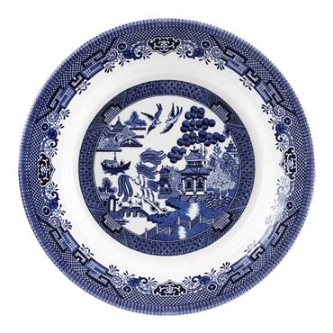 WILLOW BREAKFAST PLATE 20CM - CHURCHILL