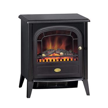 Dimplex Club 2KW Optiflame Electric Fire Stove with Remote Control | CLB20E