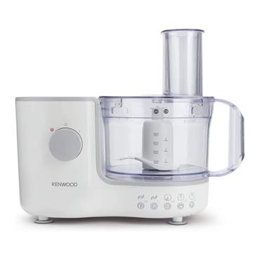 Kenwood Compact Food Processor - White | FP120
