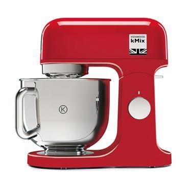 Kenwood Kmix Kitchen Food Stand Mixer 1000W 5 Litre - Red | KMX750AR