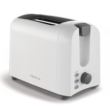 SONA 2 SLICE TOASTER WHITE | 980554