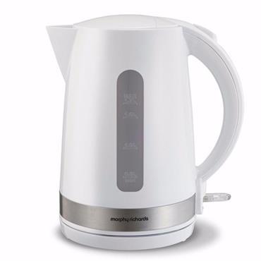 Morphy Richards 1.7 Litre Rapid Boil Jug Kettle white | 980523