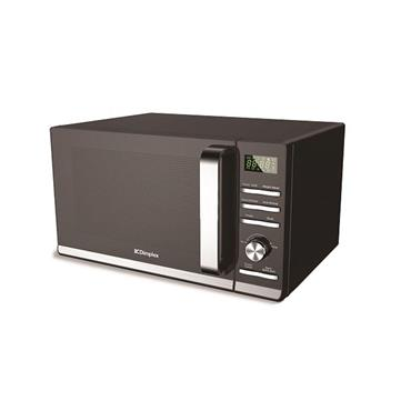 DIMPLEX BLACK DIGITAL MICROWAVE 900W STAINLESS STEEL INTERIOR | 980539
