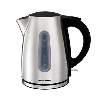 Morphy Richards 1.5 Litre Jug Kettle - Stainless Steel | 980541