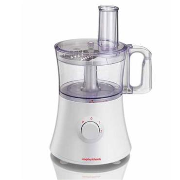 MORPHY richards 500W FOOD PROCESSOR | 980542