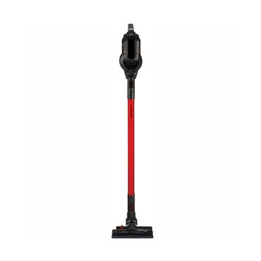 MORPHY RICHARDS SUPERVAC SLEEK CORDLESS VACUUM CLEANER RED & BLACK | 731007