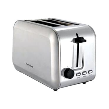 MORPHY 2 SLICE STAINLESS STEEL TOASTER | 980552