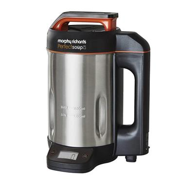 Morphy Richards Soup Maker with Integrated Weighing Scales | 501025