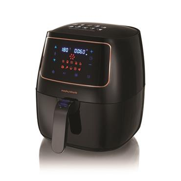 Morphy Richards Air Health Fryer - Black | 480005