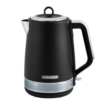 Morphy Richards Illumination Kettle 1.7 Litre - Black | 108020