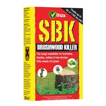 VITAX SBK BRUSHWOOD WEEDKILLER 250ML