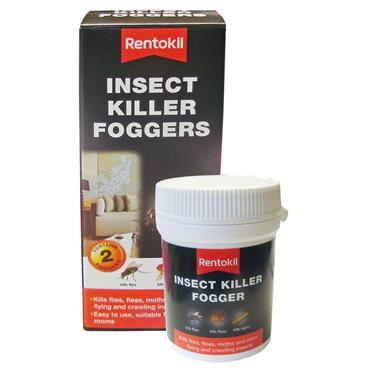 Rentokil Insect Killer Fogger Twin Pack | RKLFI65