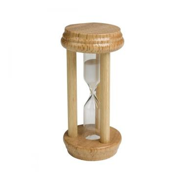 Chef Aid 3 Minute Wooden Egg Timer | HW8118