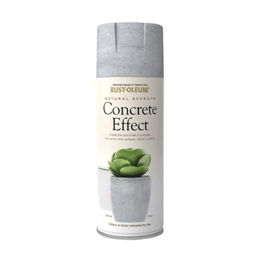 Rustoleum Concrete Effect Spray Paint 400ml