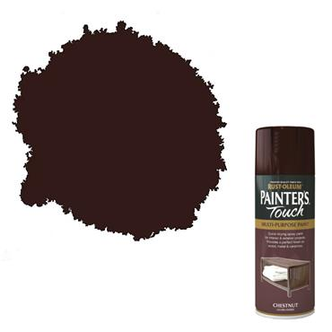 Rustoleum Painters Touch Multi-Purpose Spray Paint 400ml - Chestnut | PTOU026