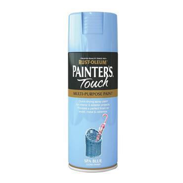 Rustoleum Painters Touch Multi-Purpose Spray Paint 400ml - Spa Blue | PTOU047