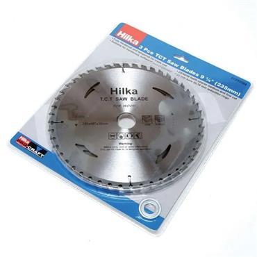 Hilka Circular Circ Saw Blade 235mm x 30mm x 34Tooth 3 Piece | 51235003