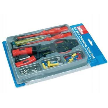 Hilka 81 piece Crimping Tool Set | 28606081