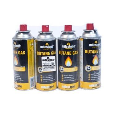 CAMPING GAS BUTANE GAS 220G X 4 PACK