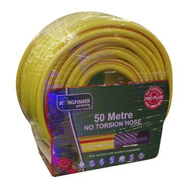 Kingfisher Professional Plus Yellow Garden Hose 50 Metre |