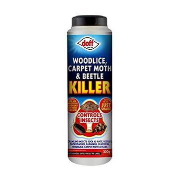 Doff Woodlice Carpet Moth & Beetle Killer 300g | DOFFBU300