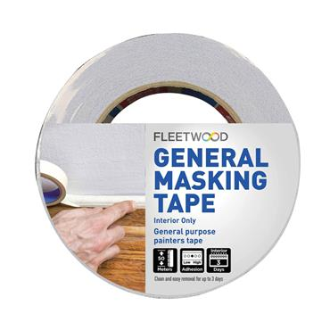 "FLEETWOOD 1.5"" MASKING TAPE 