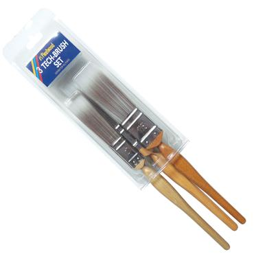 FLEETWOOD 3 PIECE TECH BRUSH SET