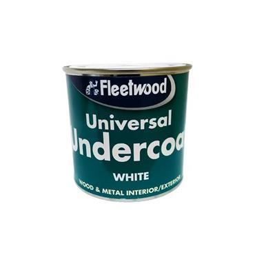 Fleetwood 250ml Undercoat - White | UNO03BW