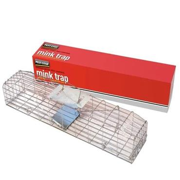 Pest-Stop Mink Cage Trap 30 Inch | PRCPSMCAGE