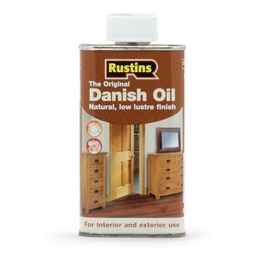 Rustins 250ml Danish Oil | R200001