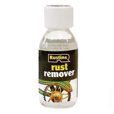 Rustins 125ml Rust Remover | R460003