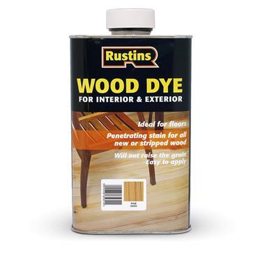 Rustins 250ml Wood Dye - Pine | R650067