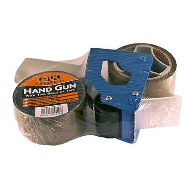 Stuk Tape Dispensing Gun + 2 Free Rolls of Tape | 1915-00