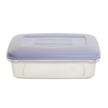Whitefurze Plastic Food Storage Box 0.8 Litre | PL0410