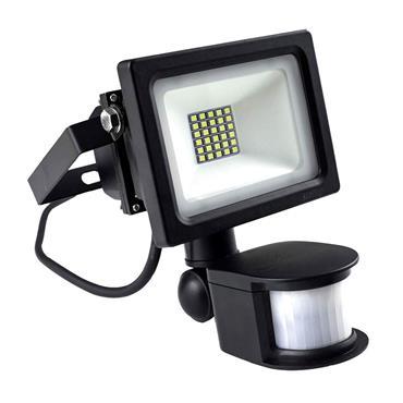 Minisun Pro3 25W SMD LED Floodlight with PIR Sensor