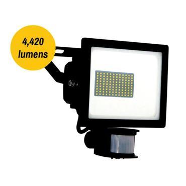 Minisun Pro3 35W SMD LED Floodlight with PIR Sensor IP66