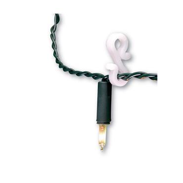 Premier Mini Gutter Hooks for Lights 36 Pack | AC98411