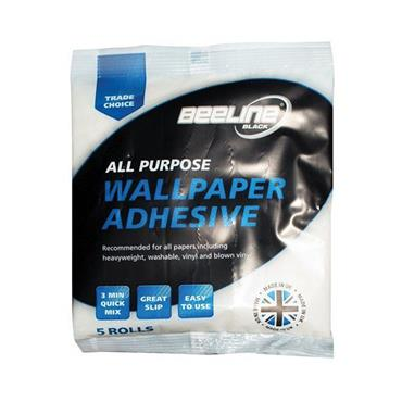 Halls All Purpose Wallpaper Adhesive - 5 Roll | 1627-06