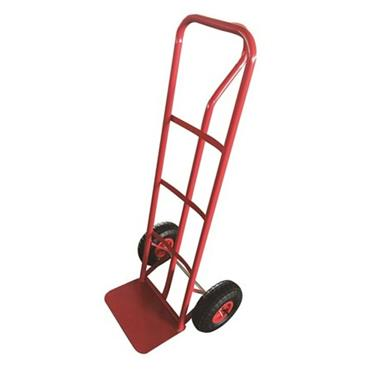 SACK TRUCK HEAVY DUTY RED