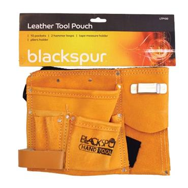 BLACKSPUR LEATHER MULTI TOOL POUCH