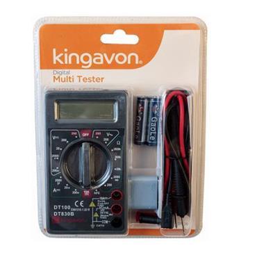 KINGAVON DIGITAL MULTI TESTER MULTIMETER