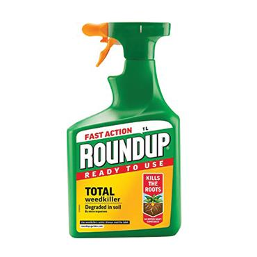 ROUNDUP  Ready To Use WEEDKILLER SPRAY 1 LITRE