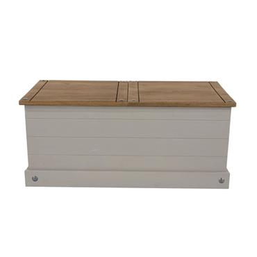 Corona Grey Storage Trunk | COR028834