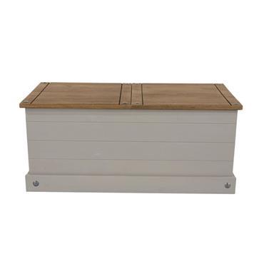Corona Grey Storage Trunk | COR028834