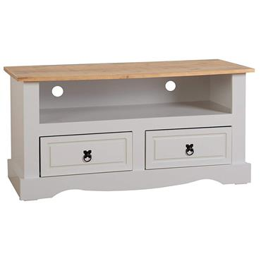 Corona Grey Flat Screen TV Unit | COR028926
